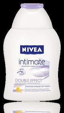 Płyn do higieny intymnej NIVEA DOUBLE EFFECT (źródło: www.nivea.pl)