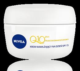 NIVEA Q10 - krem przeciwzmarszczkowy na dzień (źródło: nivea.pl)