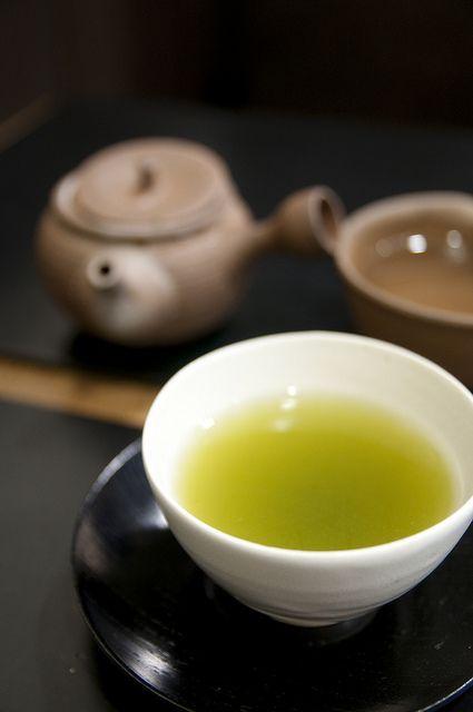 Tonik z zielonej herbaty (źródło: pinterest)