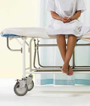 wizyta u ginekologa (źródło:pinterest)