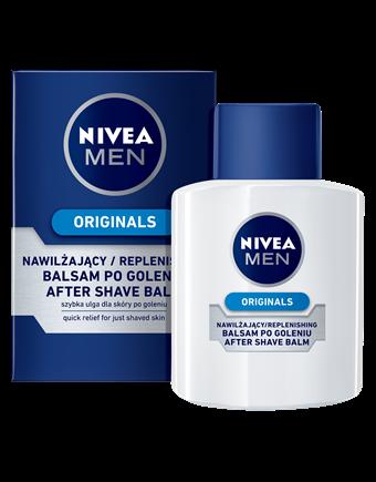 Nivea - nawilżający balsam po goleniu (źródło: nivea.pl)