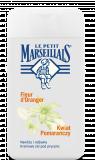 Kremowy żel pod prysznic Le Petit Marseillais Kwiat Pomarańczy
