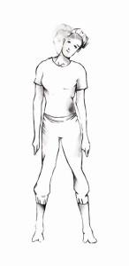 ćwiczenie na kręgosłup szyjny (źródło:http://www.moilec.pl/)