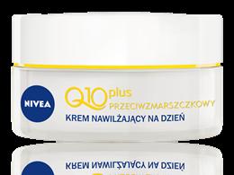 krem przeciwzmarszczkowy Nivea Q10 plus (źrodło: nivea.pl)