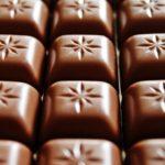 kostki czekolady mlecznej dobre na rozwolnienie