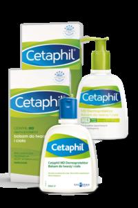 preparaty cetaphil na choroby skóry twarzy