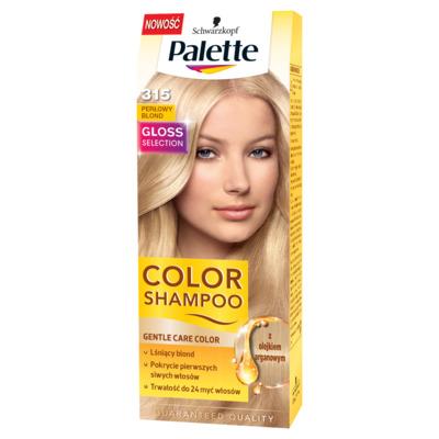 szampon koloryzujący firmy palette nr 315 gloss selection