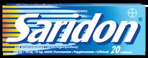 opakowanie sadorin 20 tabletek