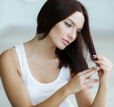 sposoby na cienkie włosy